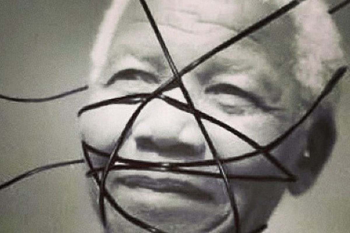 Nelson Mandela Foto:Instagram/Madonna. Imagen Por: