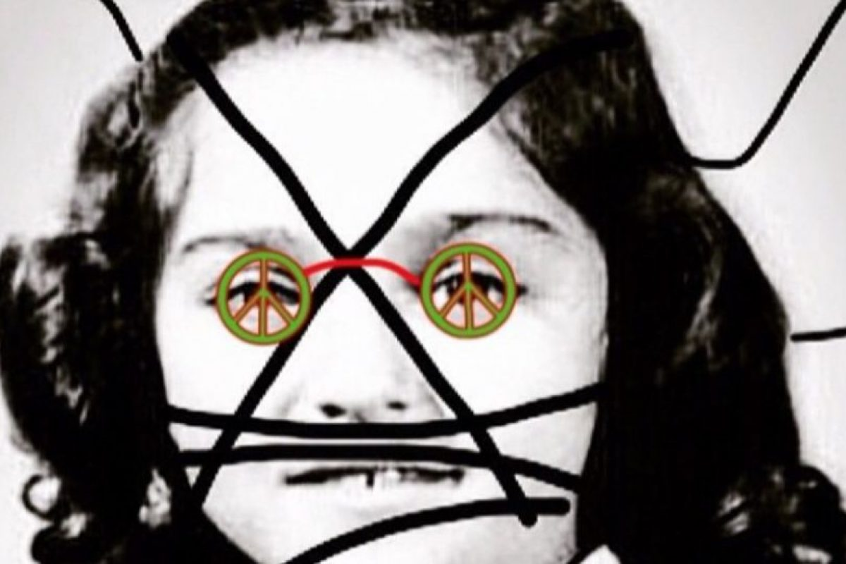 Ana Frank Foto:Instagram/Madonna. Imagen Por: