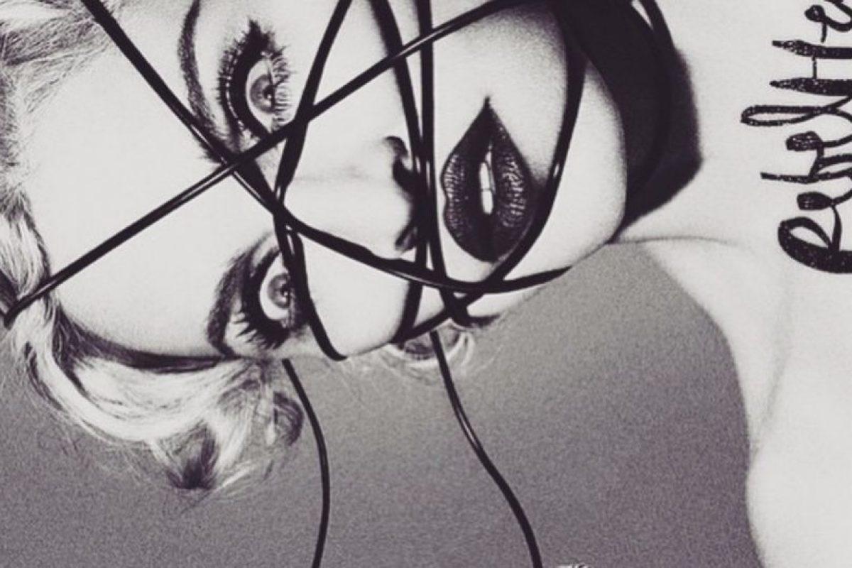 Miley Cyrus Foto:Instagram/Madonna. Imagen Por: