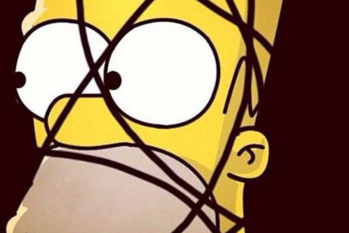 Homero Simpson Foto:Instagram/Madonna. Imagen Por: