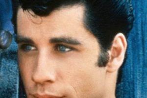 """""""Danny Zuko"""" Foto:Facebook """"Grease"""". Imagen Por:"""