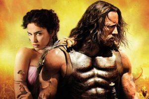 """La modelo y el luchador se compenetraron muy bien durante la grabación de la película """"Hércules"""" Foto:Instagram: @therock. Imagen Por:"""