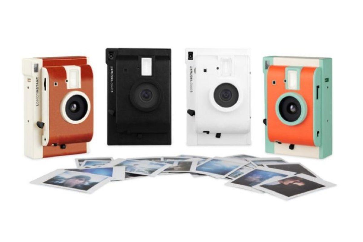Lomo'Instant Camera Foto:lomography.com. Imagen Por: