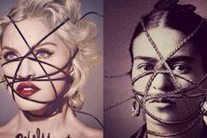 Frida Kahlo Foto:Instagram/Madonna. Imagen Por: