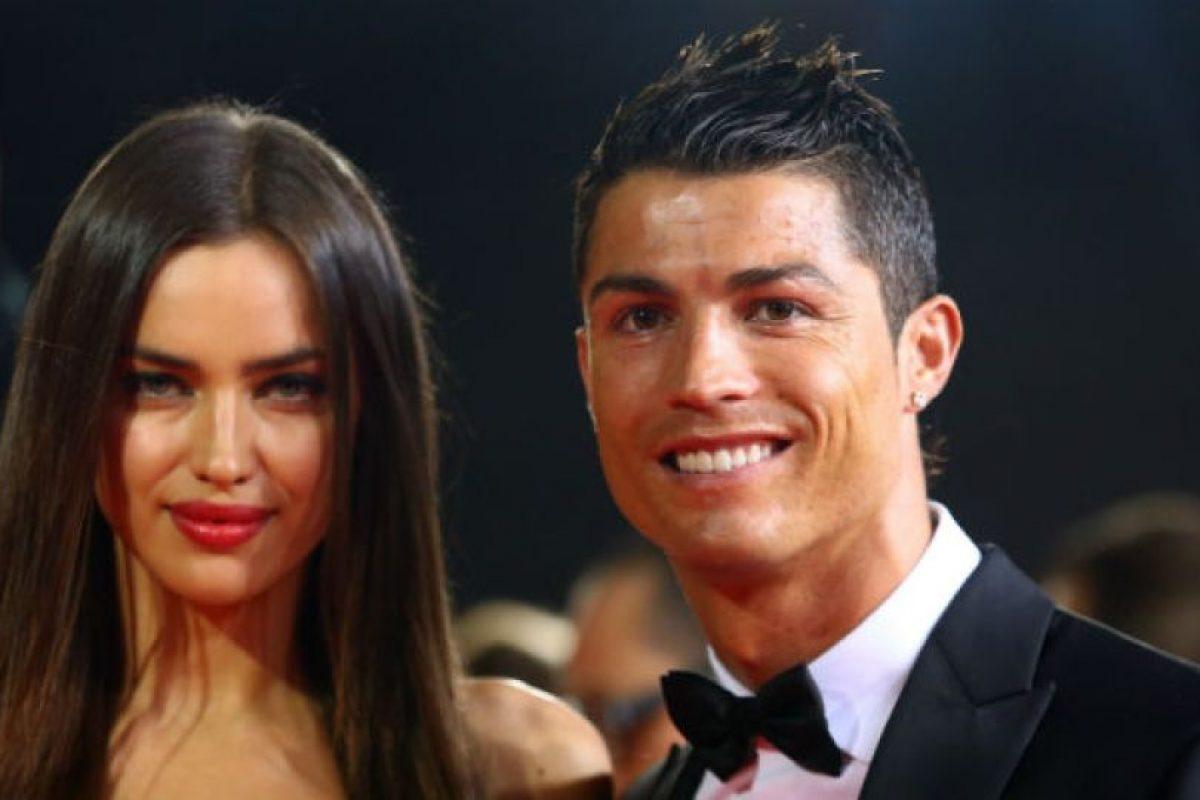 Irina Shayk y Cristiano Ronaldo terminaron su relación en la víspera del año nuevo. Foto:Getty Images. Imagen Por: