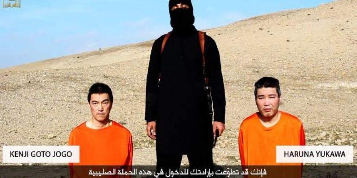 Rehenes japoneses tomados por Estado Islámico: EEUU exige su inmediata liberación