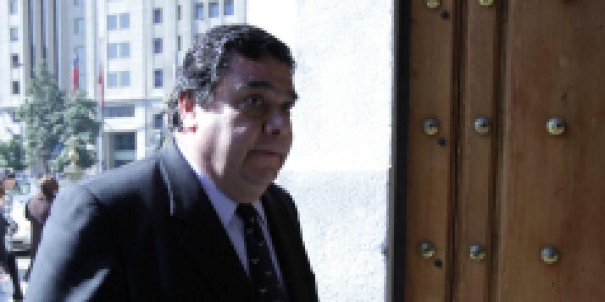 Sociedad Nacional de Minería oficializa su apoyo a Alberto Salas para presidente de la CPC