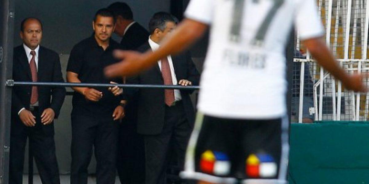 Tapia confirma conflicto de Colo Colo con Bravo: