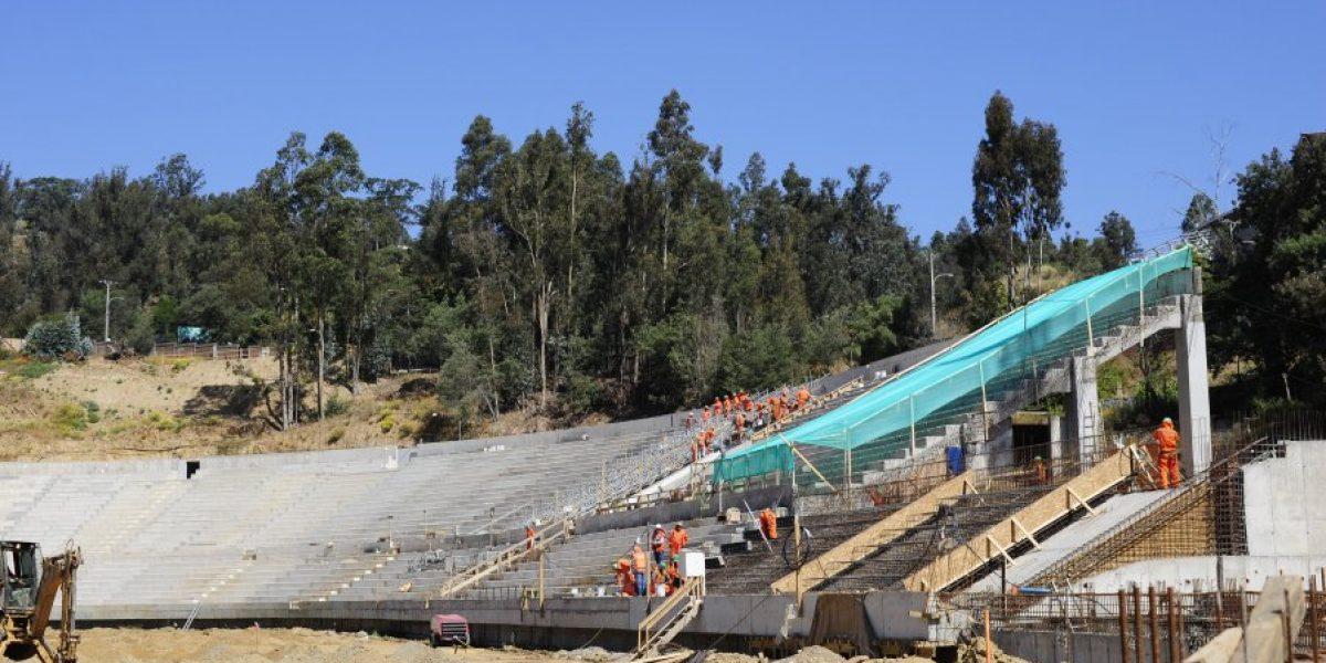 Organización asegura que Estadio Sausalito sigue siendo sede de la Copa América