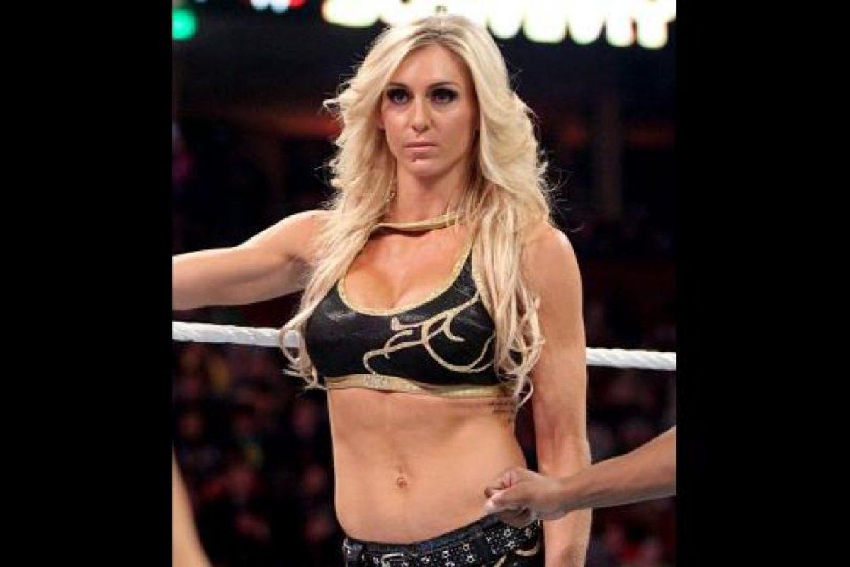 Hija de la leyenda viviente de la WWE, Ric Flair Foto:WWE. Imagen Por: