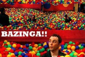 A. Los amo. Sobre todo a Sheldon aunque no lo querría de novio. B. Sus chistes sobre referencias son buenísimos. Foto:Warner. Imagen Por:
