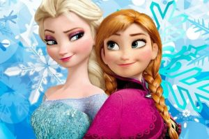 """A. Elsa porque tiene """"estilo"""" y es """"mala"""". B. Elsa, es un personaje bien desarrollado. Foto:Disney. Imagen Por:"""