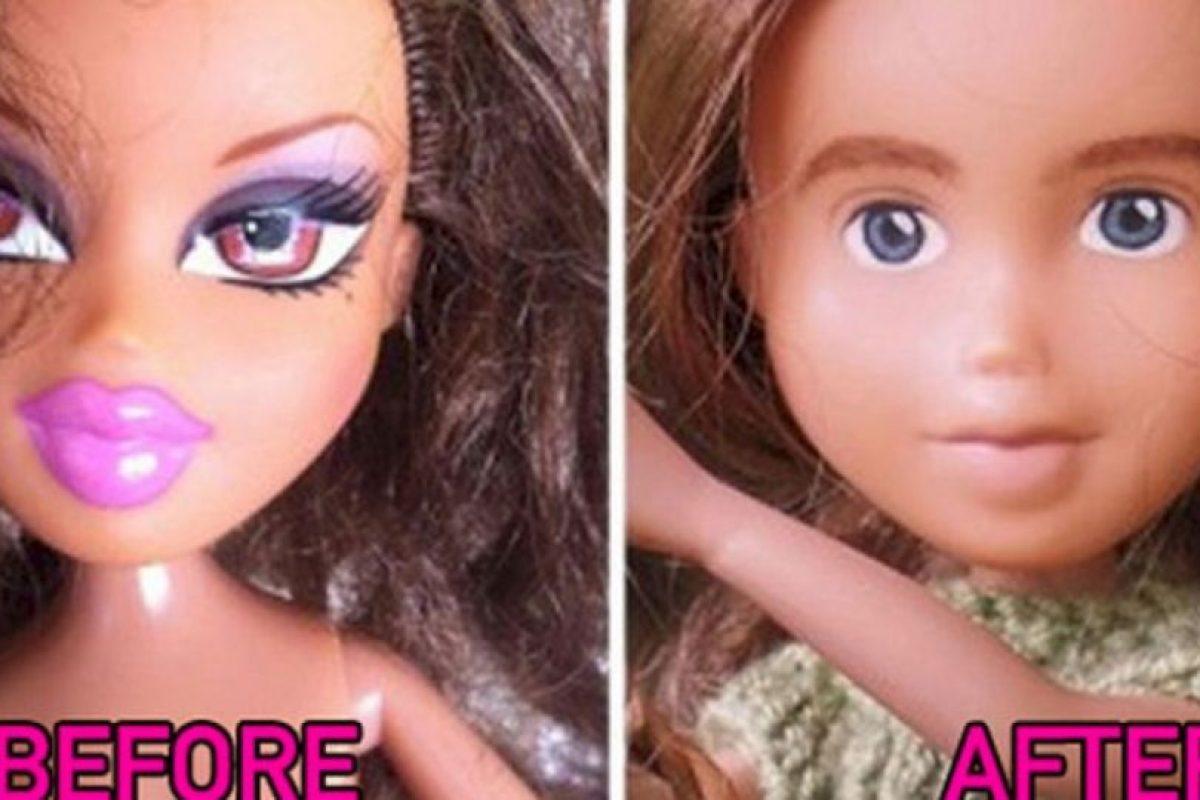 De esta manera, cada muñeca cambia totalmente. Foto:Tree Change Dolls /Tumblr. Imagen Por: