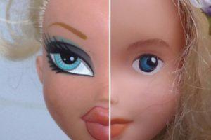 Se les quita todo el maquillaje. Foto:Tree Change Dolls /Tumblr. Imagen Por: