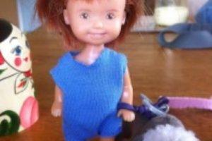 """Esta se llama """"Chuckie"""" Foto:Tree Change Dolls /Tumblr. Imagen Por:"""