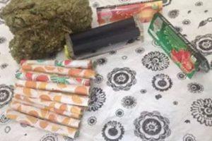 Esta llega al cerebro y él responde disminuyendo la ingesta de alimentos. Foto:Tumble.com/Tagged-marihuana. Imagen Por: