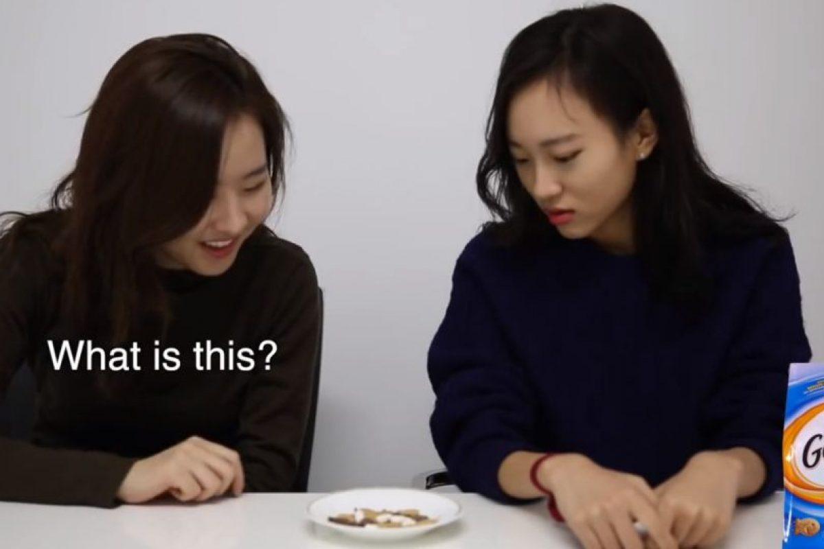 Entre ellos, dulces y papas fritas. Foto:sw yoon/Youtube. Imagen Por: