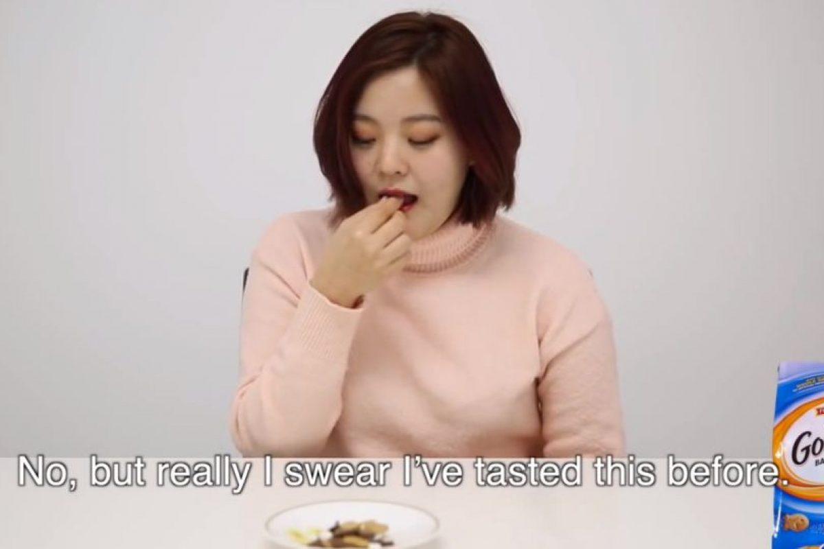La mayoría reaccionaba incómodamente ante lo que comía. Foto:sw yoon/Youtube. Imagen Por: