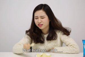 Les daba asco, incluso, a algunas, comer lo que veían. Foto:sw yoon/Youtube. Imagen Por: