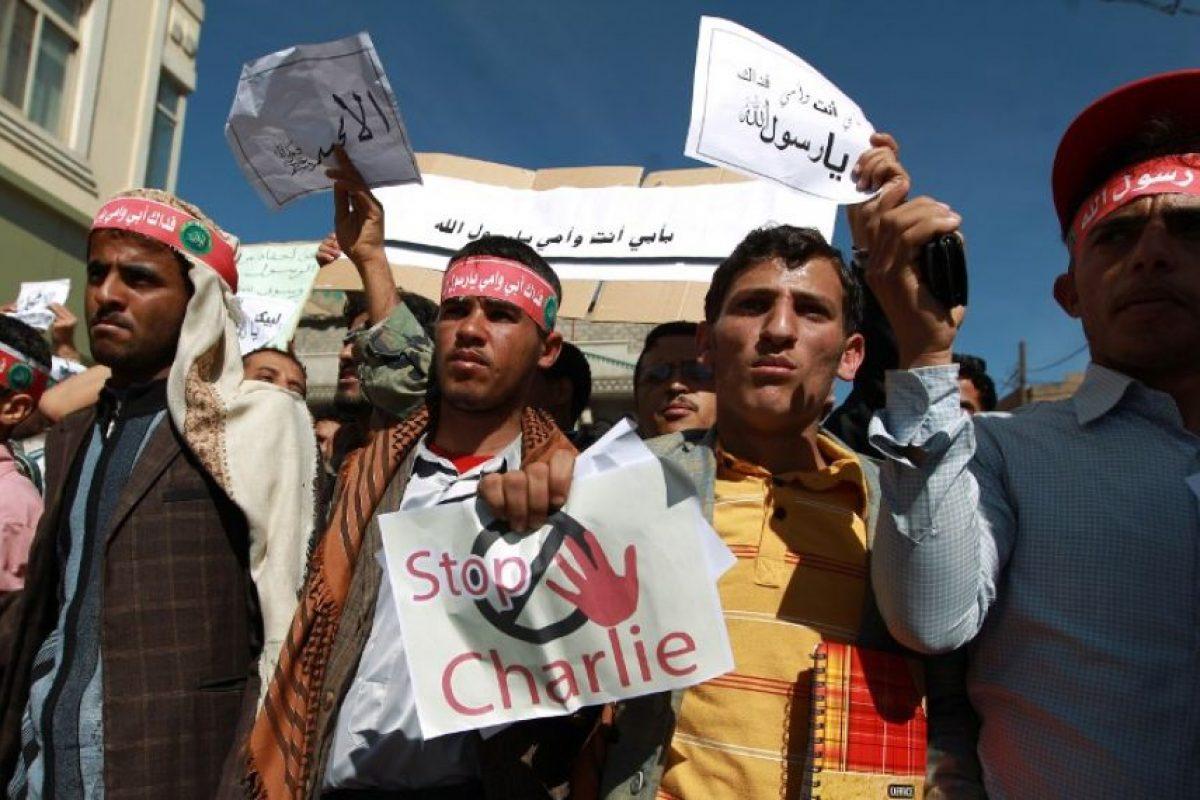 Al Qaeda-Yemen se adjudicó los ataques a Charlie Hebdo en París Foto:AFP. Imagen Por: