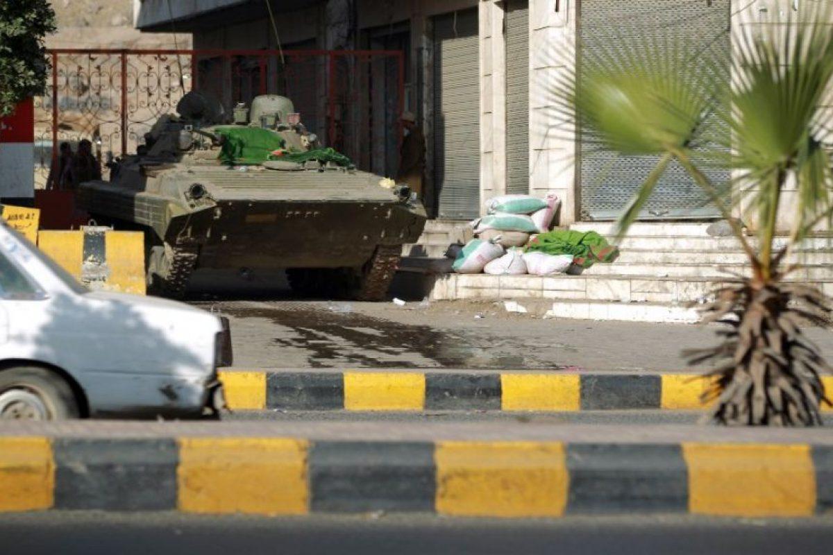 Imágenes del país en medio de las protestas Foto:AFP. Imagen Por: