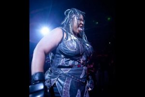 Y Kharma en 2012 Foto:WWE. Imagen Por: