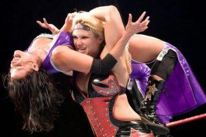 Beth Phoenix en 2010 Foto:WWE. Imagen Por: