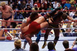 Así se viven los Royal Rumble Foto:WWE. Imagen Por:
