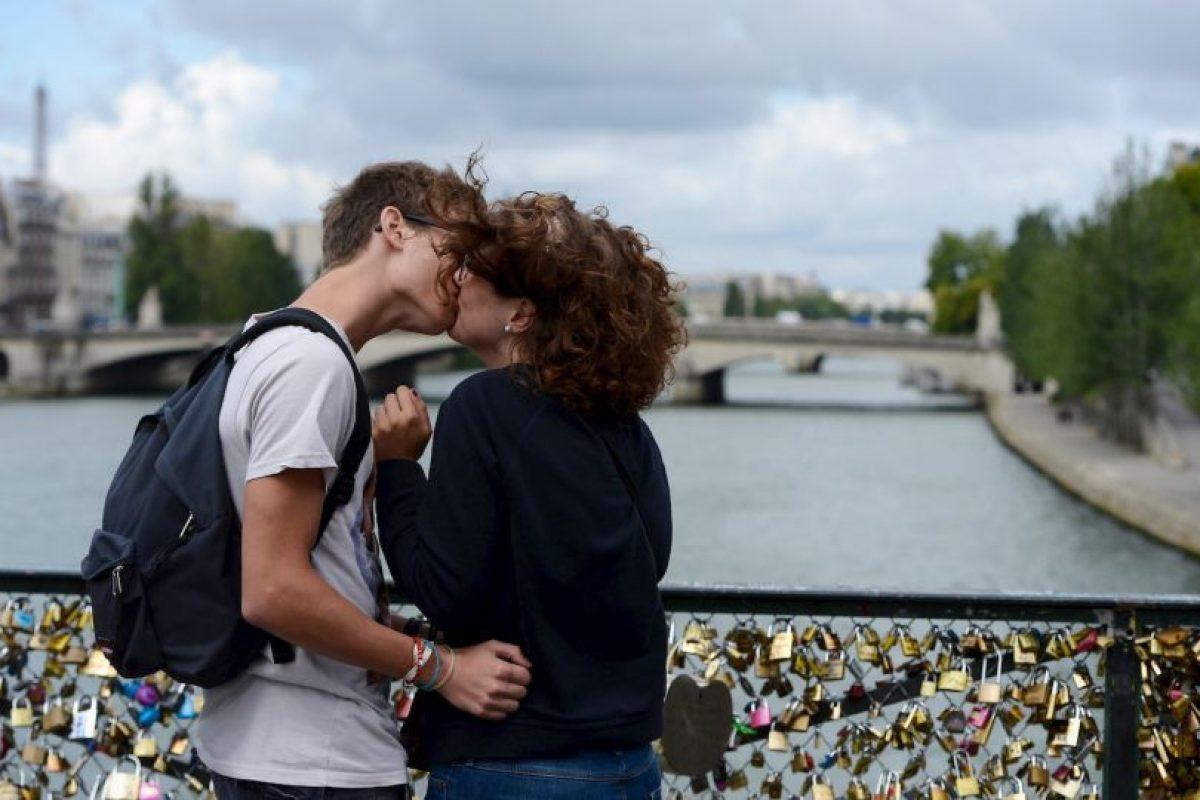 17. Cuando están con él o ella se sienten totalmente felices y llenos de vida. Foto:Getty Images. Imagen Por: