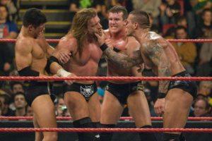 3. Es el primer Pago Por Evento del año de la empresa de Vince McMahon Foto:WWE. Imagen Por: