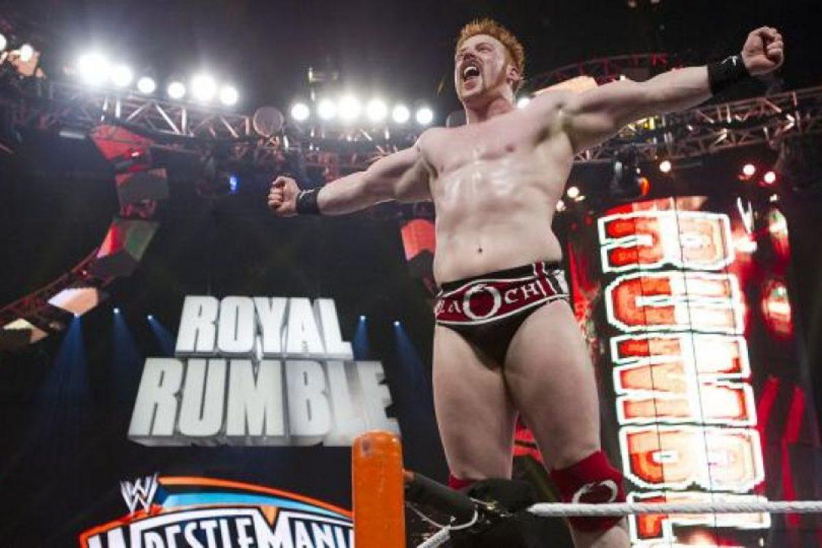 2. Será la edición 28 de Royal Rumble Foto:WWE. Imagen Por: