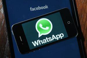 WhatsApp fue adquirida en febrero de 2014 por 19 mil millones de dólares totales. Foto:Getty Images. Imagen Por: