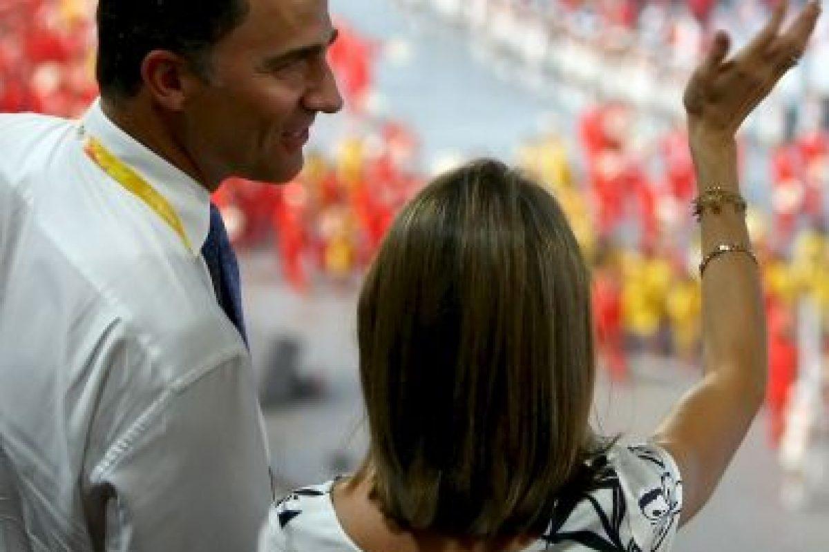 2008, en la Ceremonia de Inauguración de los Juegos Olímpicos Beijing 2008 Foto:Getty Images. Imagen Por: