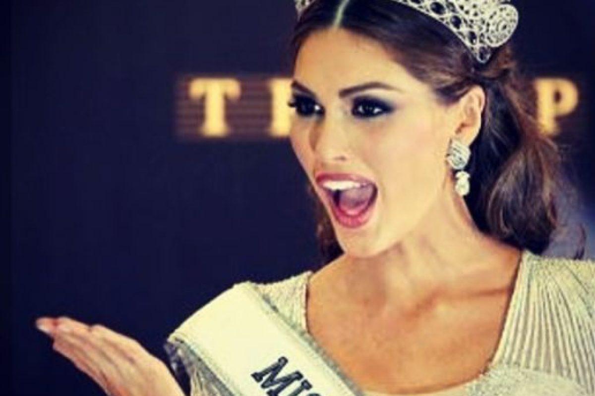 En 2013 se convirtió en la séptima mujer venezolana coronada como Miss Universo Foto:Instagram/mollysler. Imagen Por:
