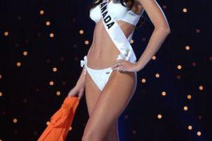 En 2005, fue la segunda canadiense, desde Karen Dianne Baldwin (1982) que recibió el título de Miss Universo. Foto:Getty Images. Imagen Por:
