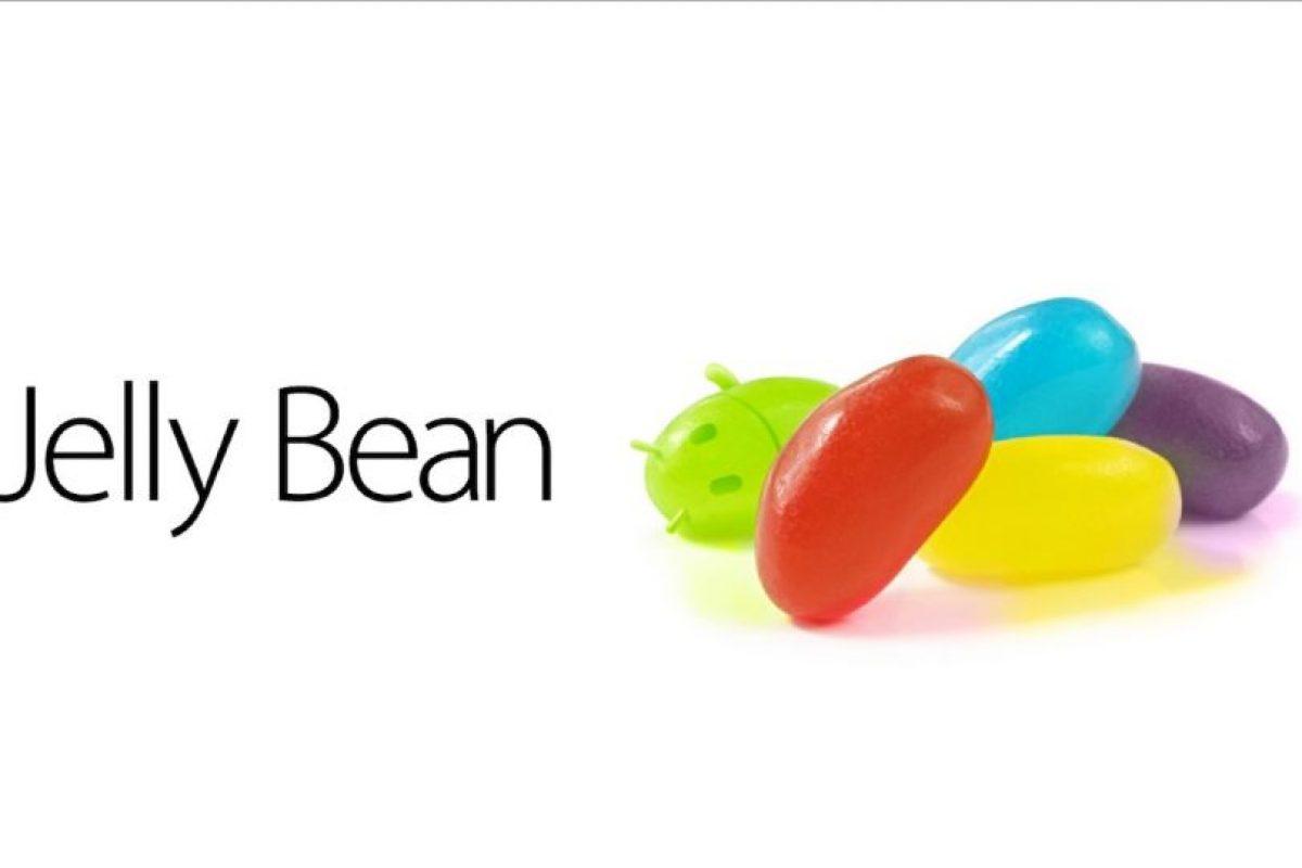 Más de mil millones de usuarios tienen sistema operativo Android Jelly Bean o inferior. Foto:Google. Imagen Por: