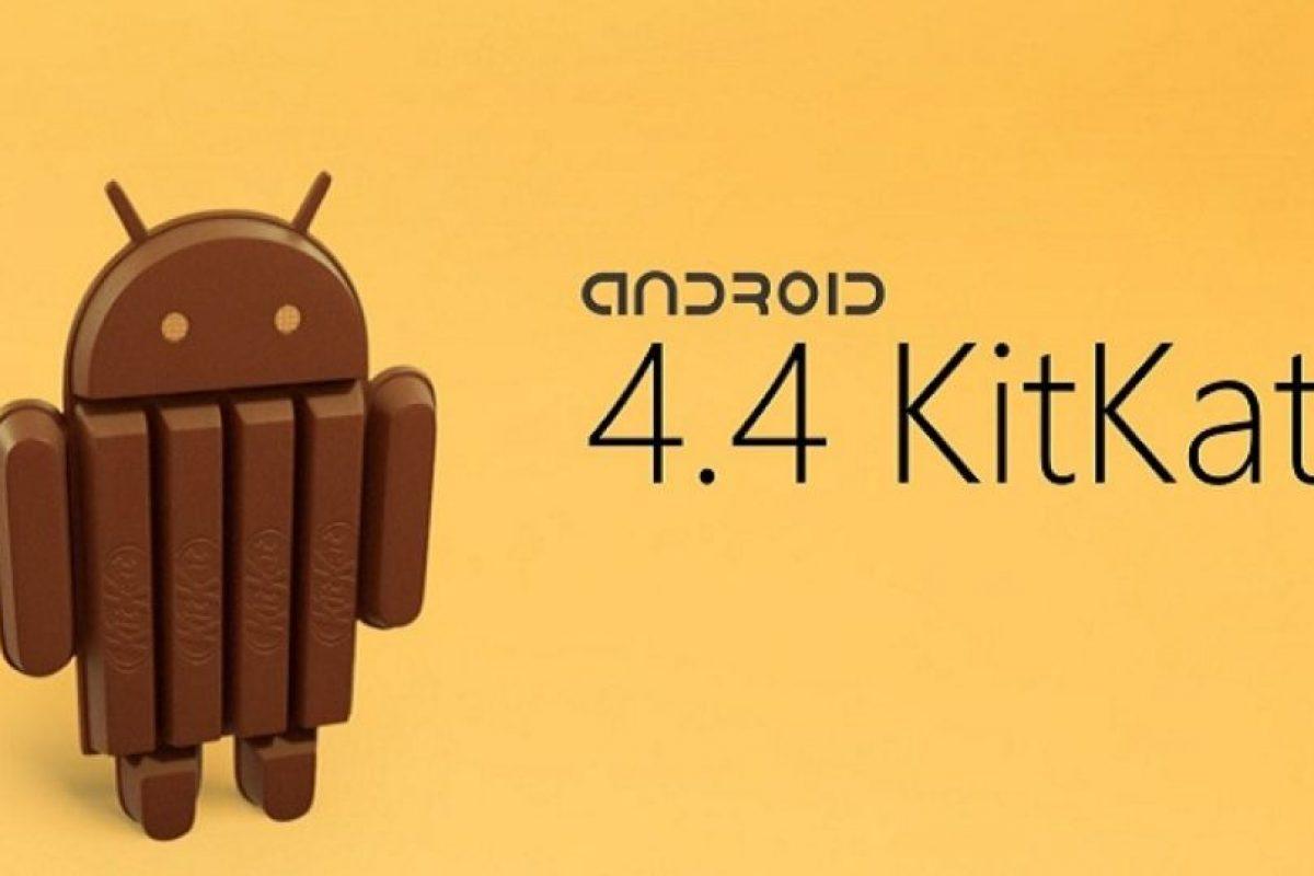 La falla fue corregida a partir de Android KitKat. Foto:Google. Imagen Por: