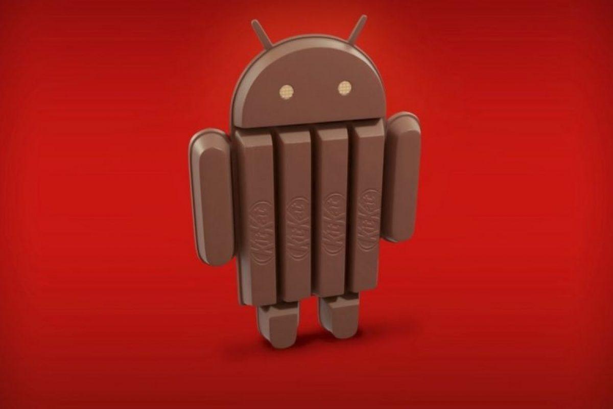 Android no está interesado en reparar fallas anteriores a KitKat. Foto:Google. Imagen Por: