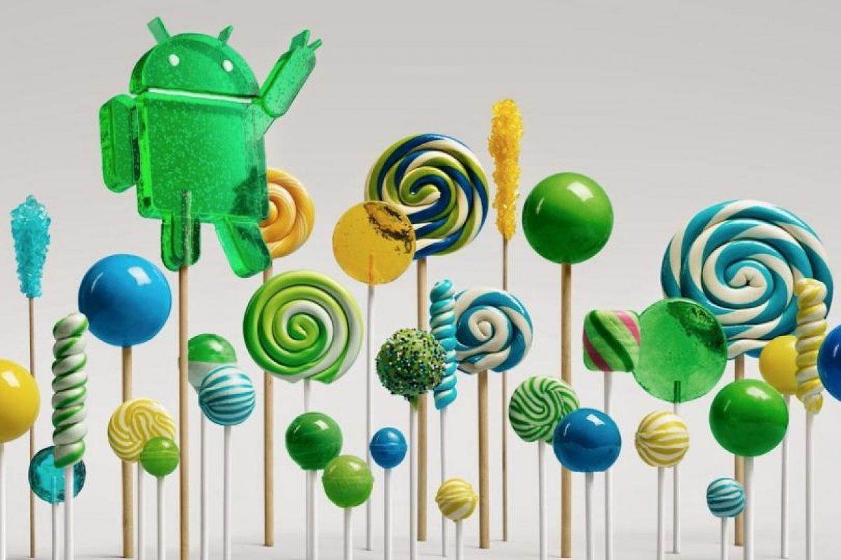 Actualmente, Android se encuentra en su versión 5.0 Lollipop. Foto:Google. Imagen Por: