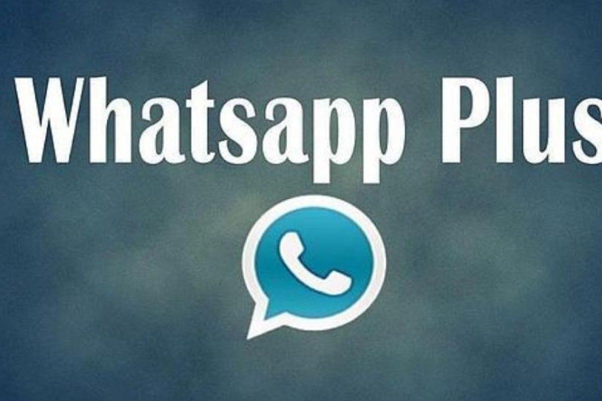 Usuarios de WhatsApp Plus son los más afectados. Foto:Twitter. Imagen Por: