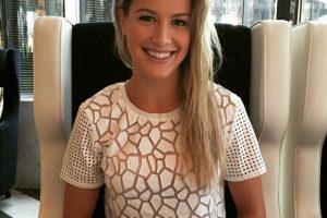 La representante de Canadá ocupa el sitio 7 de la WTA Foto:Instagram: @geniebouchard. Imagen Por: