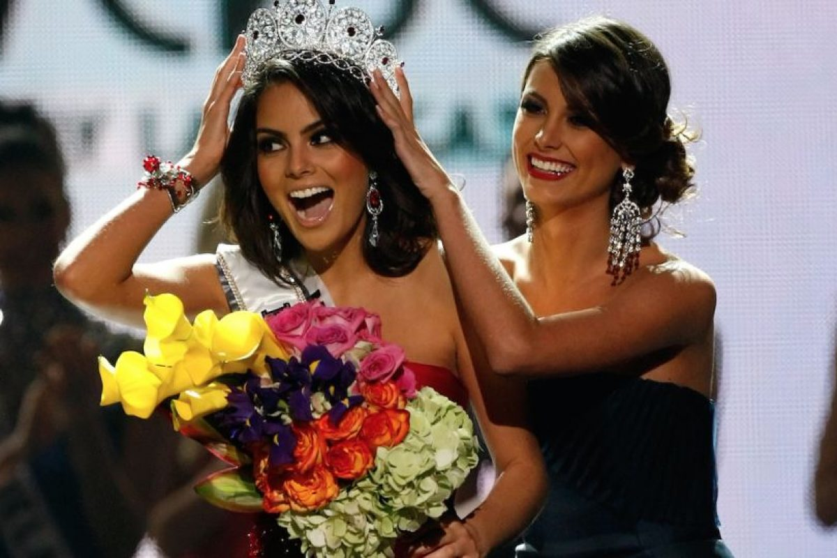 Miss México 2010 Foto:Getty Images. Imagen Por: