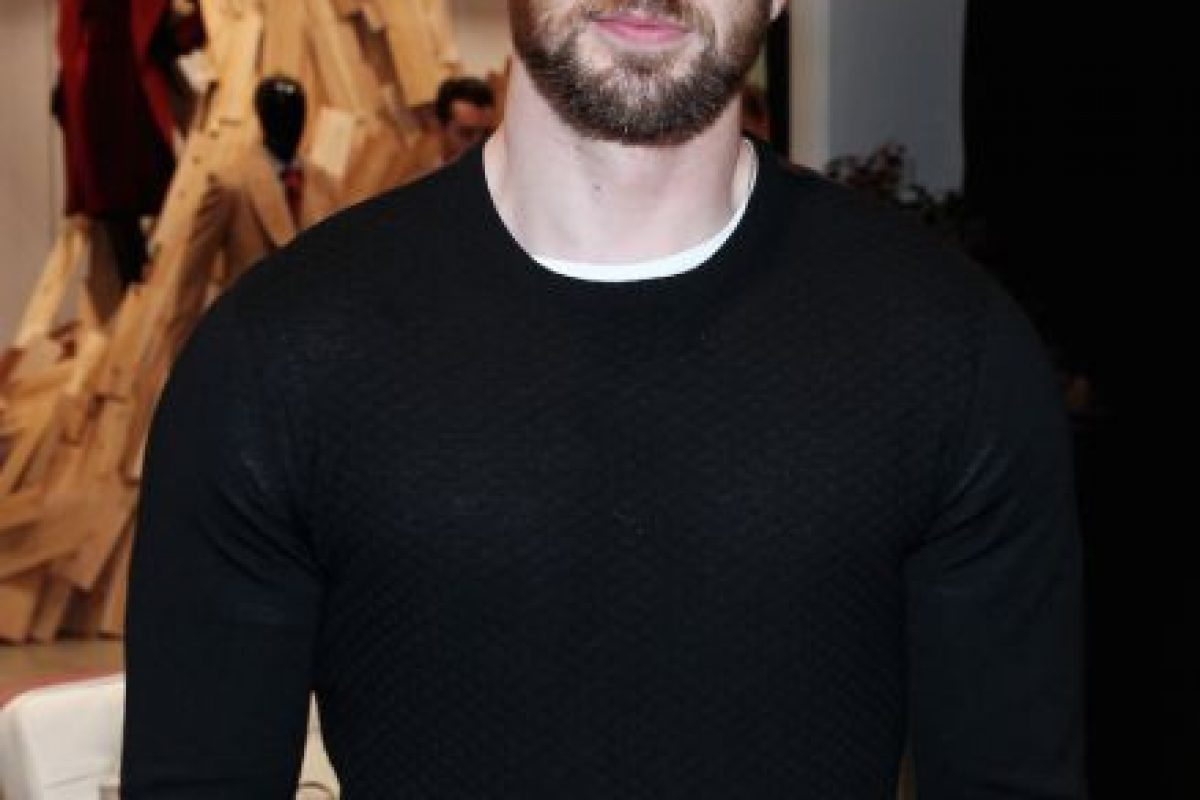 Chris Evans Foto: Getty Images. Imagen Por: