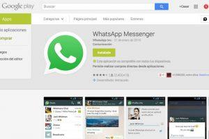 Deberán tener la reciente versión de WhatsApp actualizada el 21 de enero. Foto:WhatsApp. Imagen Por: