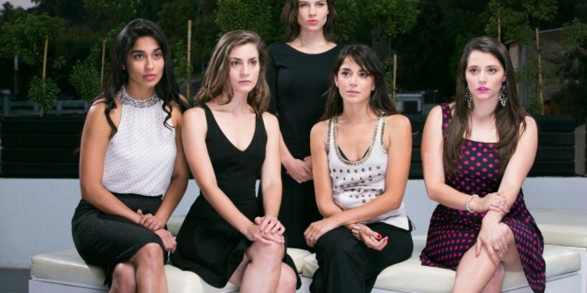 La armada juvenil femenina que se tomará la nueva nocturna de TVN