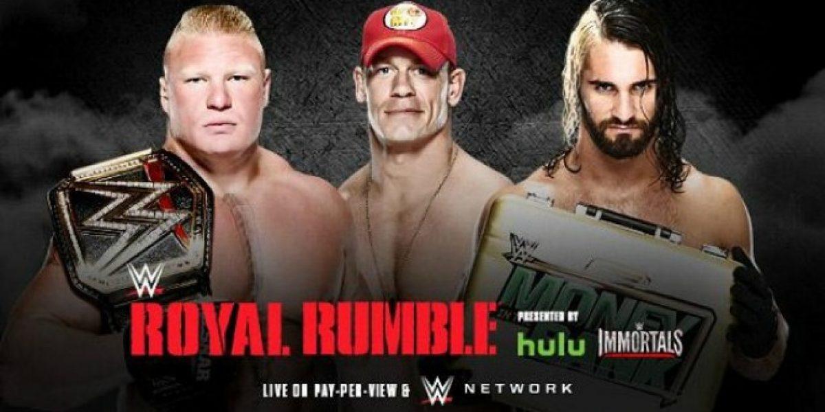 Conoce la cartelera de Royal Rumble