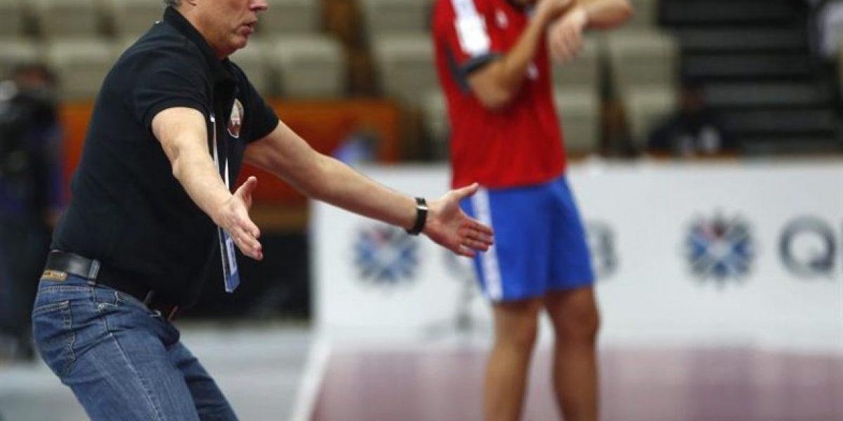 Chile volvió a caer y quedó eliminado del Mundial de Hándbol