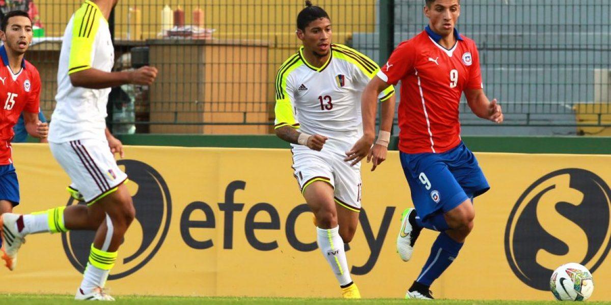 Con esta formación Chile intentará seguir con vida en el Sudamericano