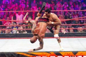 5. La pelea con más hombres Foto:WWE. Imagen Por: