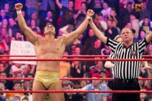 En 2011 ingresaron 40 hombres, pero al final se impuso Alberto Del Río Foto:WWE. Imagen Por:
